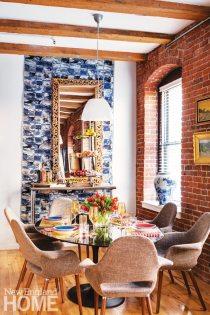 Steven Favreau Dining Area