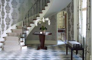 Step Inside a Georgian Manse with Art Deco Style
