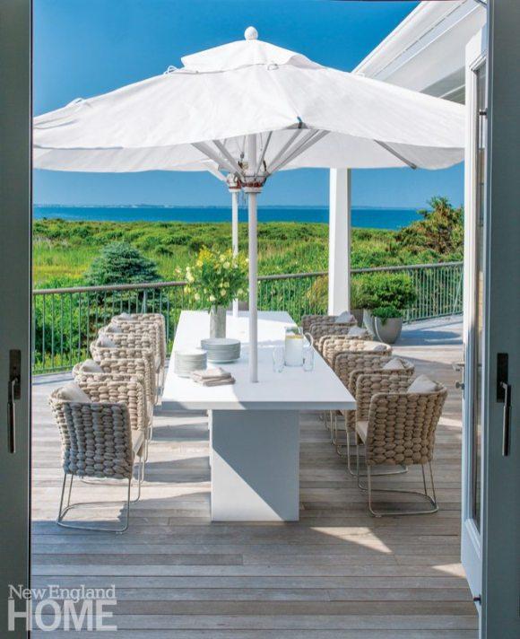 Hutker Architects Outdoor Dining Area