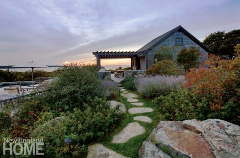 Hutker Architects Martha's Vineyard Poolouse