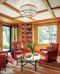 Lake Sunapee Camp Library