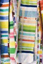 Tillett Textile stripes.