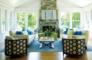 Tour a Shingle Style Home with a Contemporary Twist