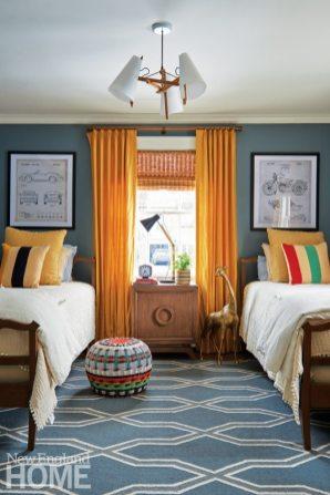 Phoebe Lovejoy child's room