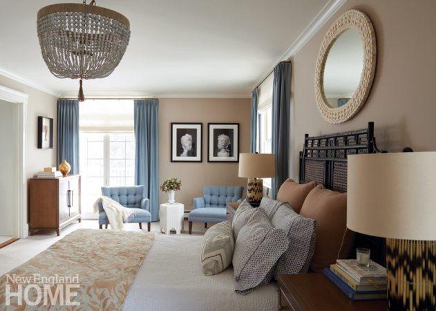 Phoebe Lovejoy master bedroom