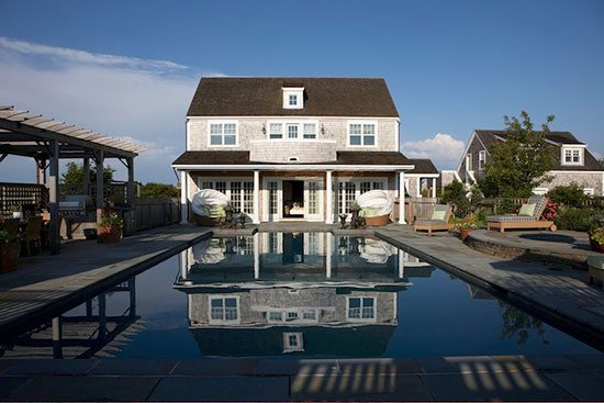nantucket shingle style