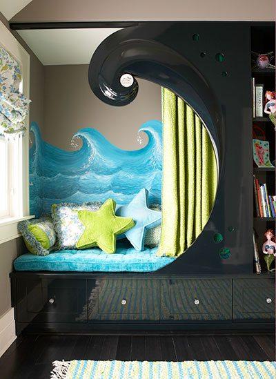 nautical bunk bed