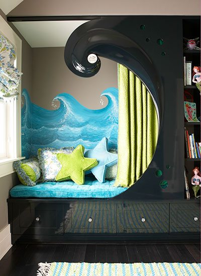 nautical bunk bed