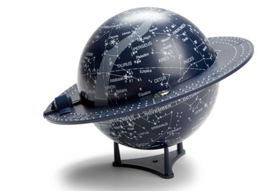 Holiday Gifts Constellation Globe
