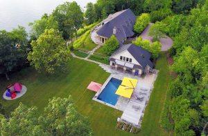 Lakeside Living on Grand Isle, Vermont