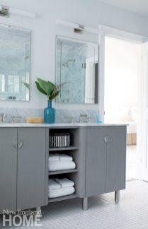 Bathroom with Waterworks fixtures