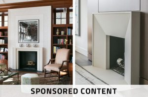 At Connecticut Stone, Design Trends Spark New Fireplace Designs