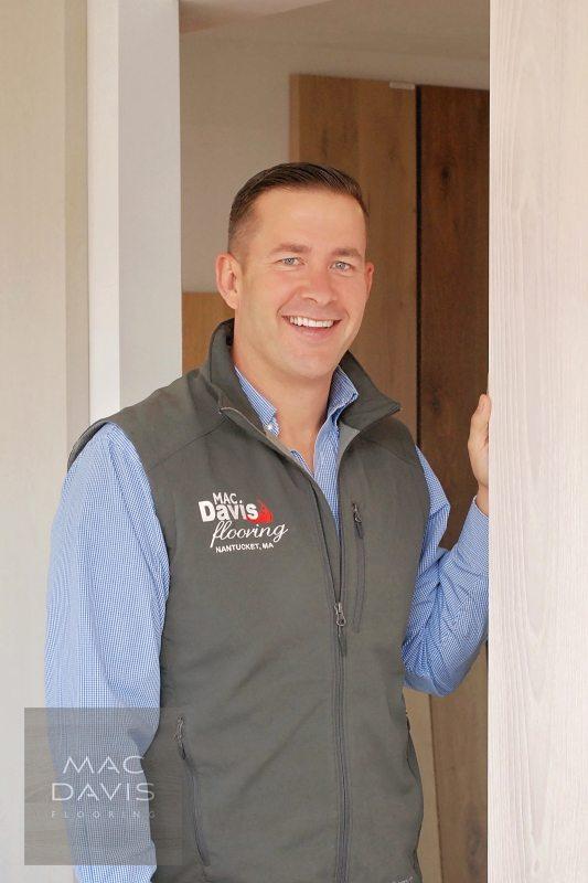 Owner Mac Davis.