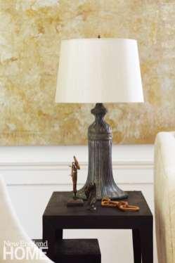 Metal Deco lamp