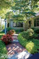 Brick path Royal Barry Wills Colonial