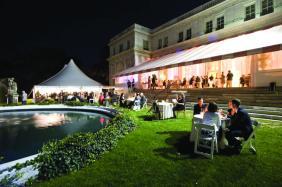 Newport Mansion Food & Wine Festival