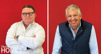 RWAV's design chairman Parker Rogers and Marketing chairman Christopher Philip.