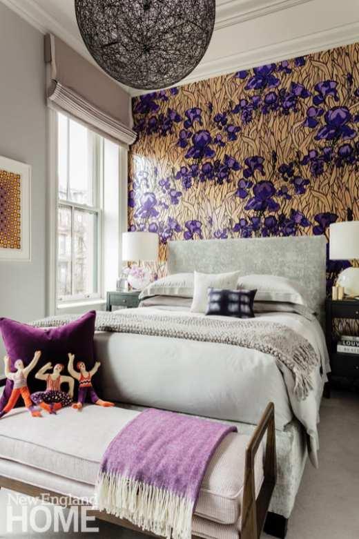 Sophisticated girl's bedroom