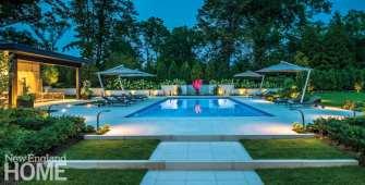 Brookline pool