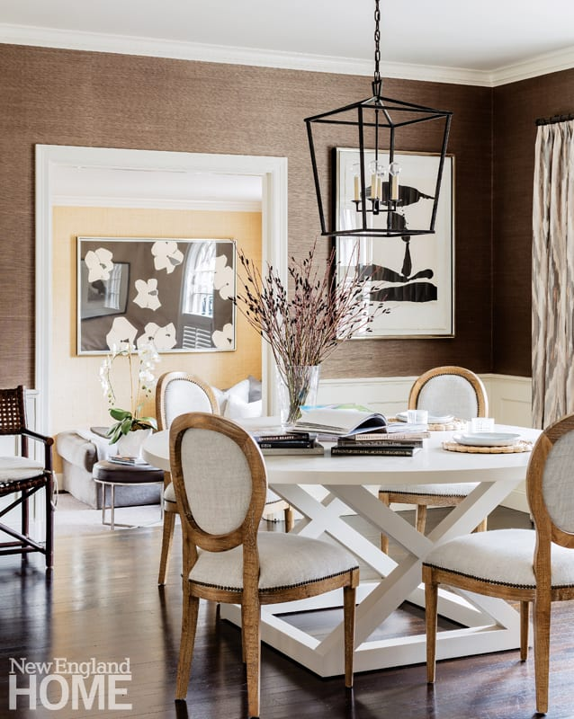 dining rooms, whites & neutrals
