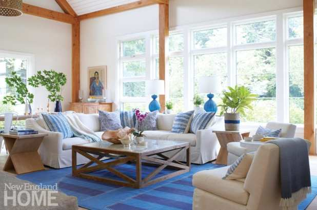 summer home in Connecticut
