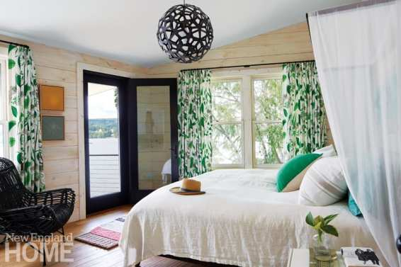 lakefront cottage in litchfield county