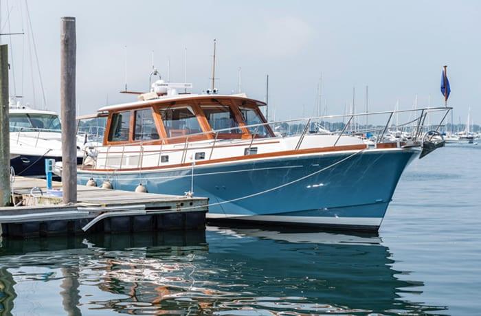 Interior Yacht Designer Ally Maloney