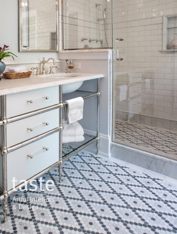 taste design historic renovation bathroom