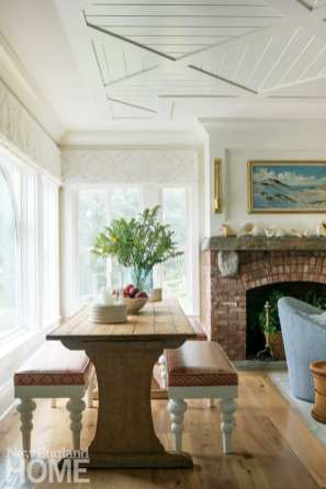 Generation Next in Cape Cod dining area