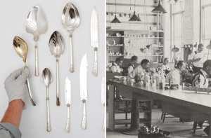Gorham Silver Exhibit at RISD