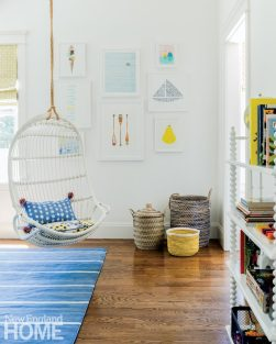 old and new kids' room