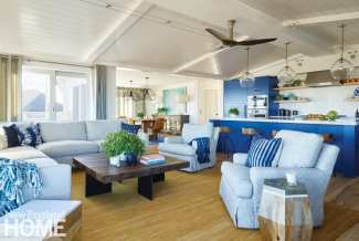 seabrook beach living room