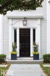 home gets a new lease on life front door