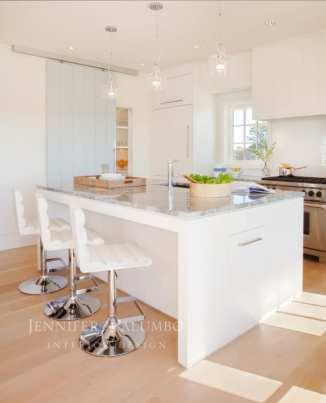 decorative lighting eat-in kitchen