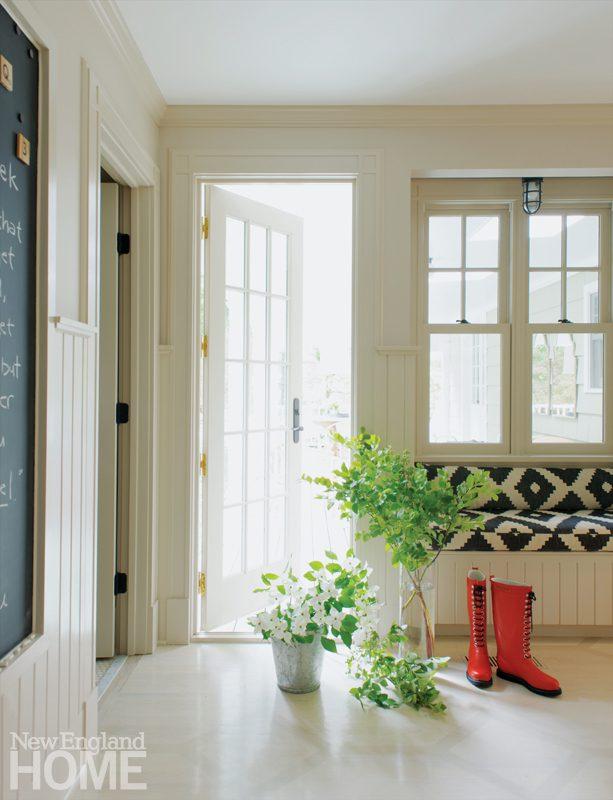 transforming a spec house open door