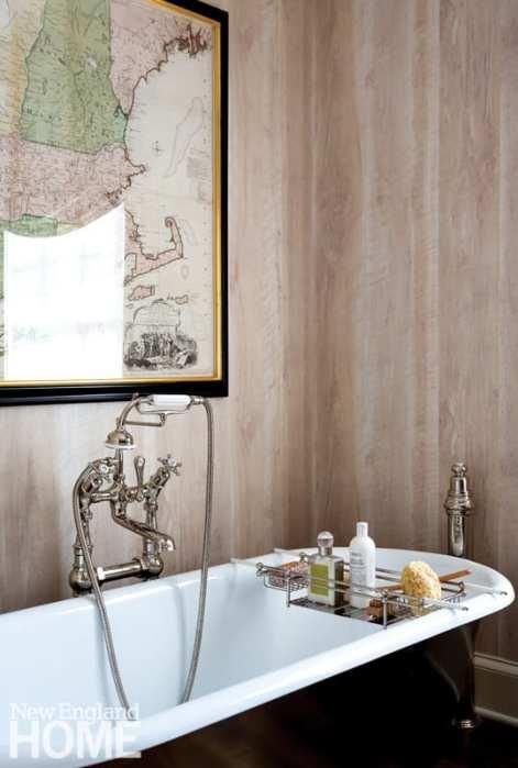 connecticut country house bathtub