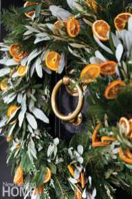 connecticut country house wreath