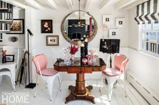 provincetown apartment dining area