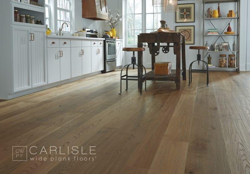 wood flooring for kitchens white oak