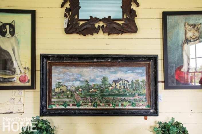 sister parish antique store art