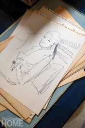 sister parish sketch
