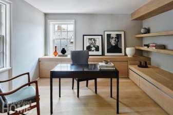 modern beacon hill office
