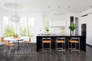 wood flooring for kitchens ash