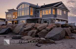 coastal home exterior