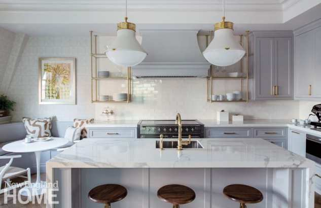 beacon hill apartment kitchen