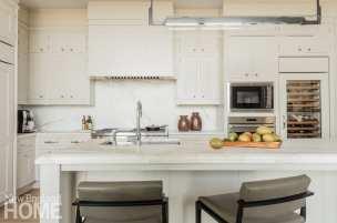 boston high-rise kitchen