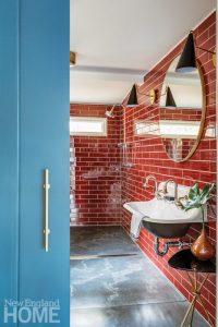 small space living bathroom