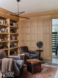 North Shore Remodel library