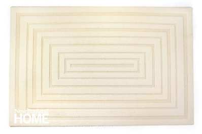 Sylvie Johnson Merida Natural rug