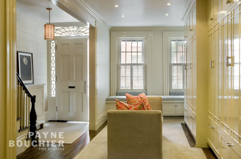 increase the value of your back bay residence windows and couch